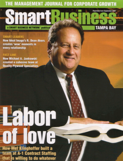 Smart Business Magazine Cover